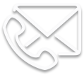 phone and email contact icon