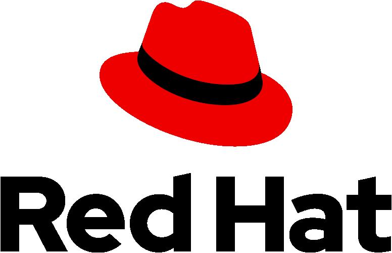 Logo RedHat B Color RGB